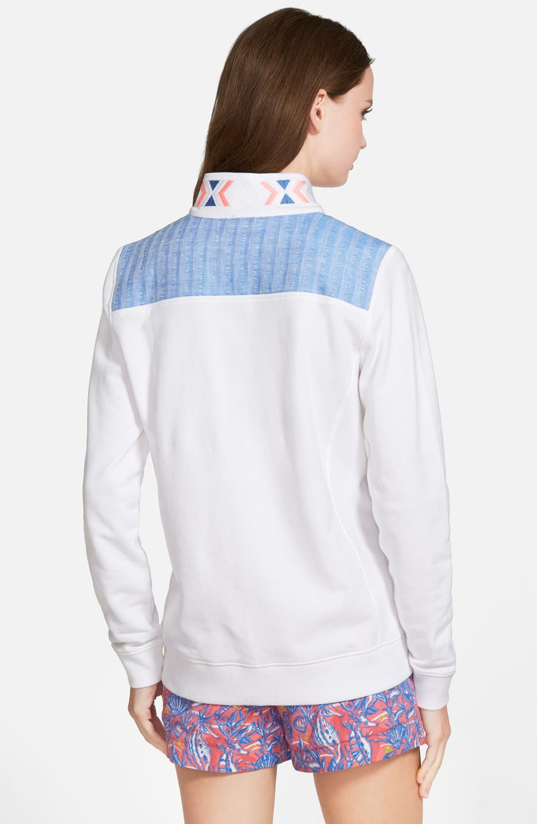 Alternate Image 2  - Vineyard Vines Embroidered Shep Shirt