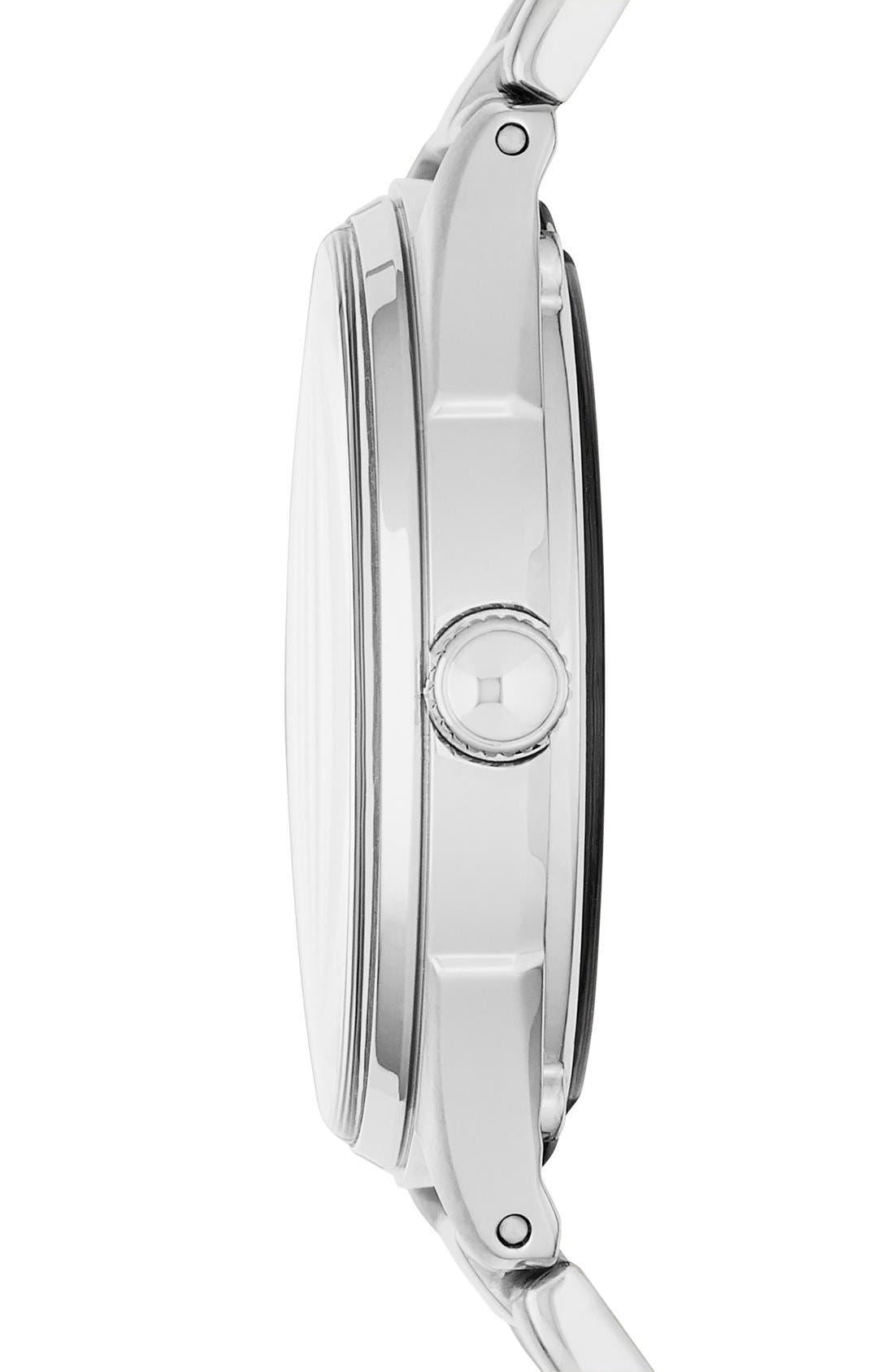 Alternate Image 2  - MARC JACOBS 'Tether' Skeleton Bracelet Watch, 36mm