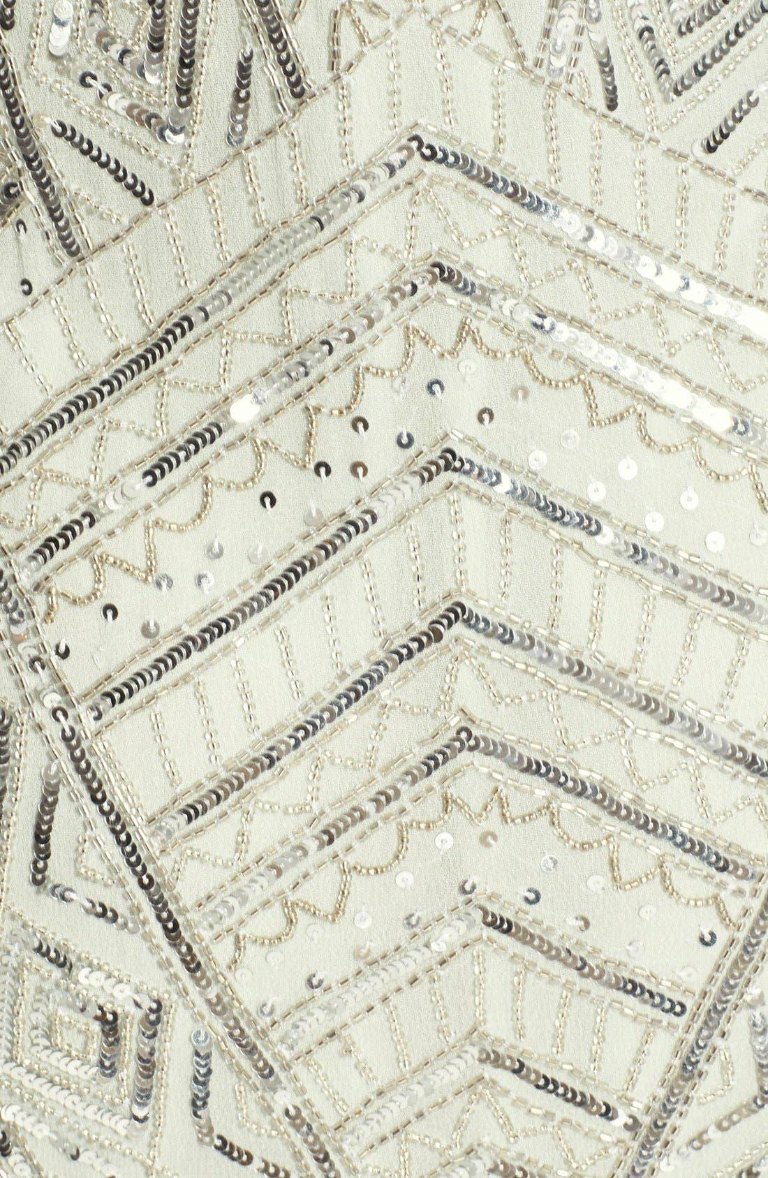 Alternate Image 3  - Parker 'Candor' Beaded Dress