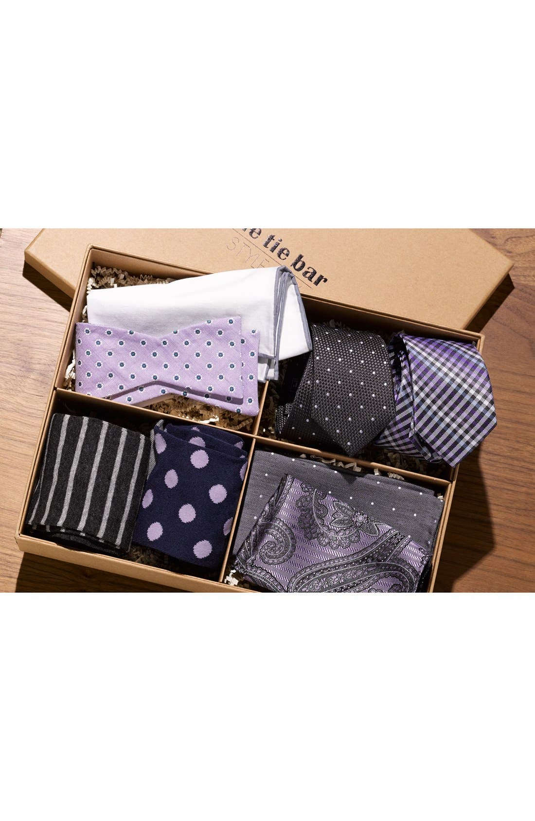 Alternate Image 6  - The Tie Bar Large Style Box (Nordstrom Exclusive)