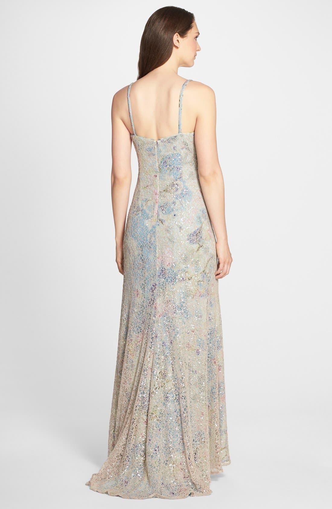 Alternate Image 2  - Vera Wang Sweetheart Gown
