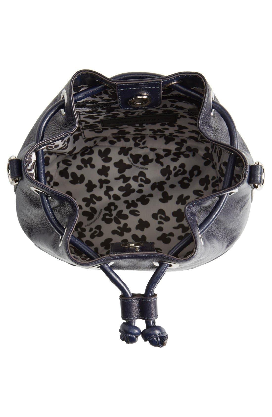 Alternate Image 4  - Rebecca Minkoff 'Mini Fiona' Bucket Bag