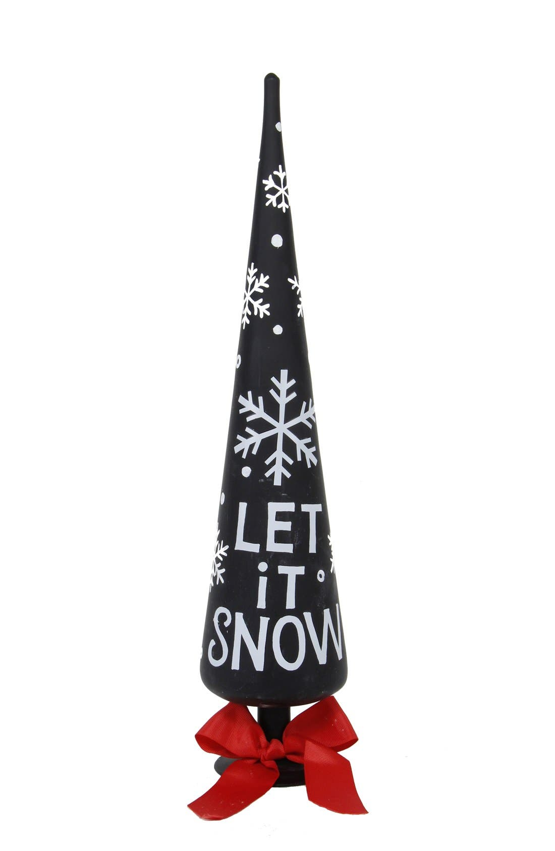 Main Image - Sage & Co 'Let It Snow' Finial