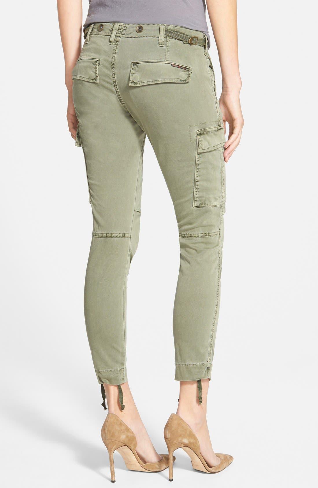 Alternate Image 2  - Hudson Jeans 'Rowan' Slouchy Cargo Pants