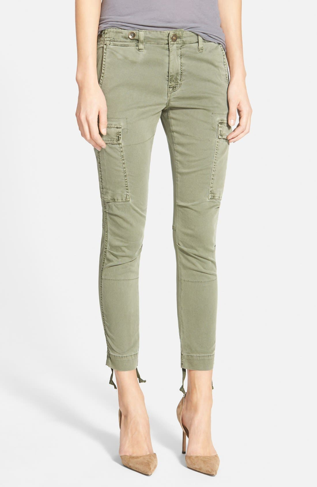 Alternate Image 1 Selected - Hudson Jeans 'Rowan' Slouchy Cargo Pants