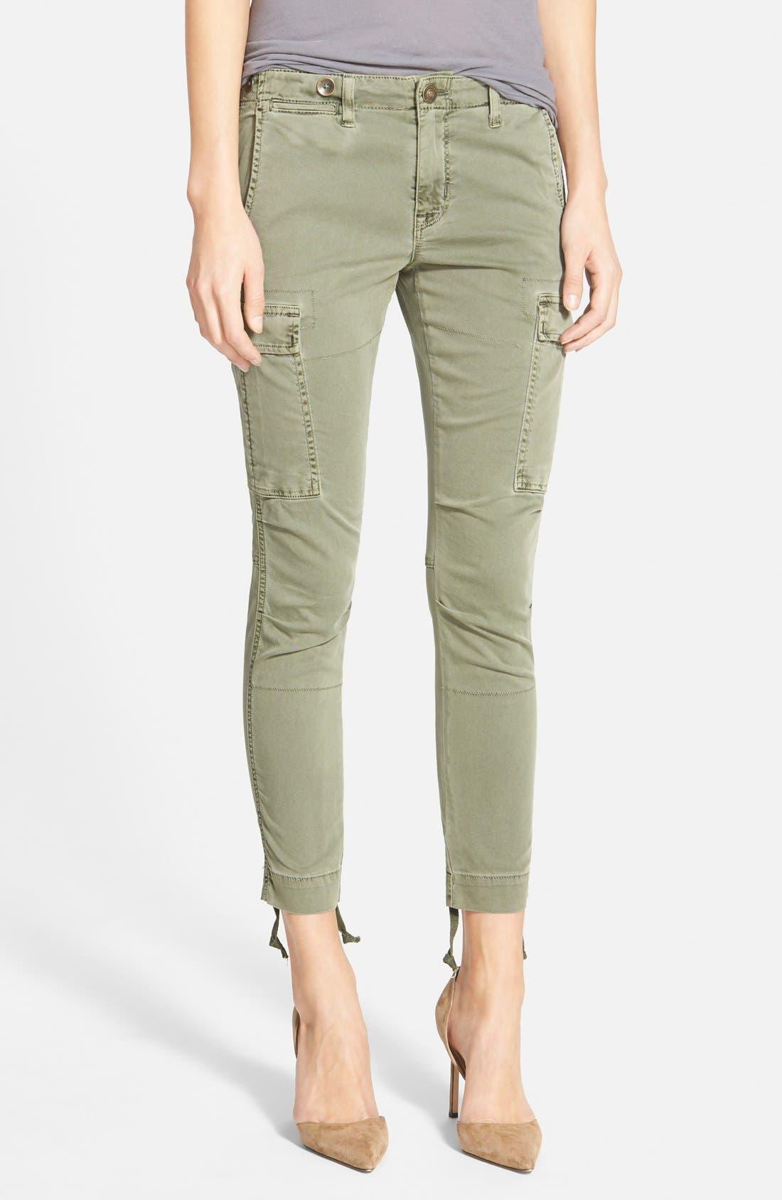 Main Image - Hudson Jeans 'Rowan' Slouchy Cargo Pants