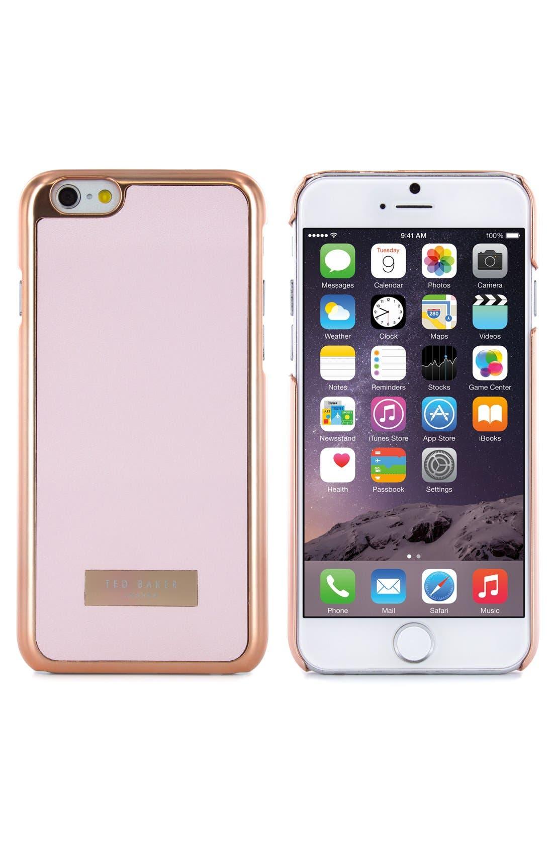 Alternate Image 1 Selected - Ted Baker London Renaye iPhone 6 & 6s Case