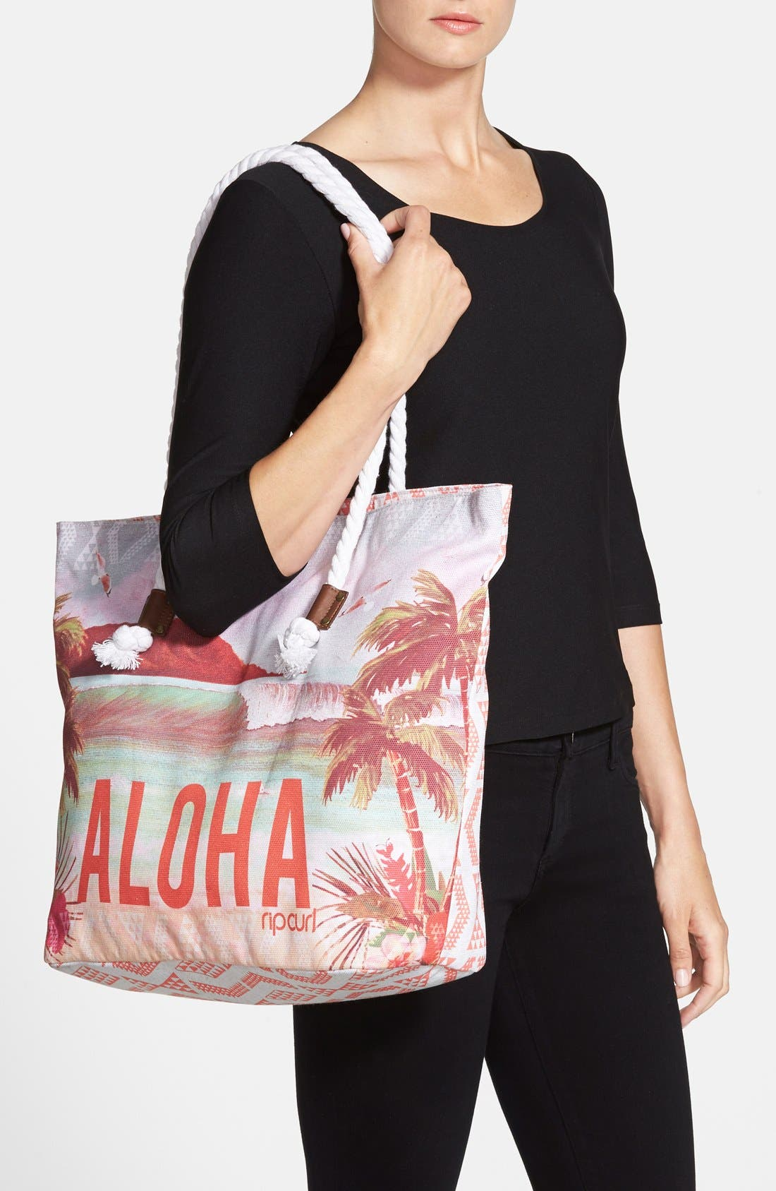 Alternate Image 2  - Rip Curl 'Aloha Spirit' Beach Bag