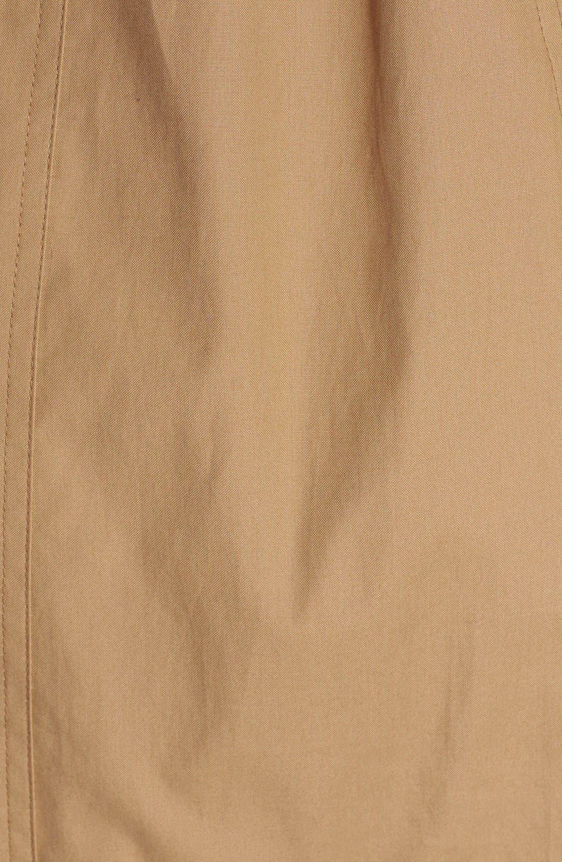 Alternate Image 3  - Burberry Brit 'Fenstone' Single Breasted Trench Coat