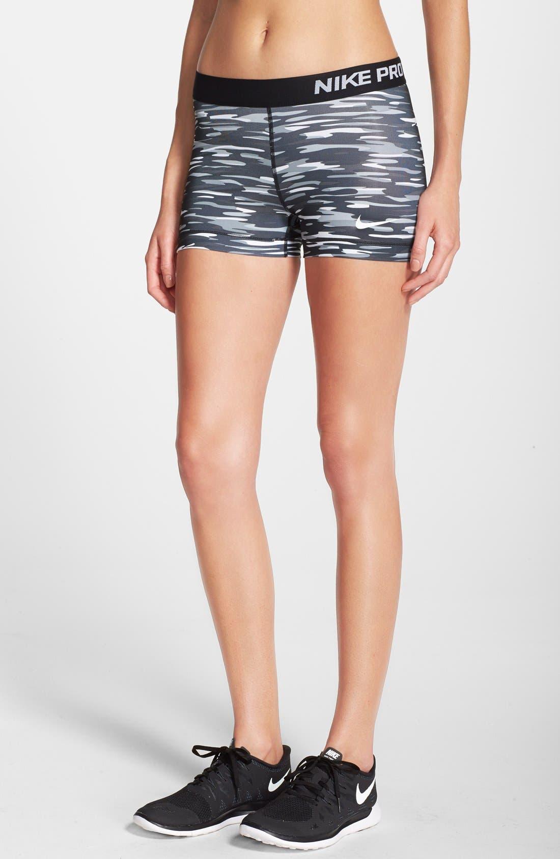 Alternate Image 1 Selected - Nike 'Pro - Haze' Dri-FIT Shorts