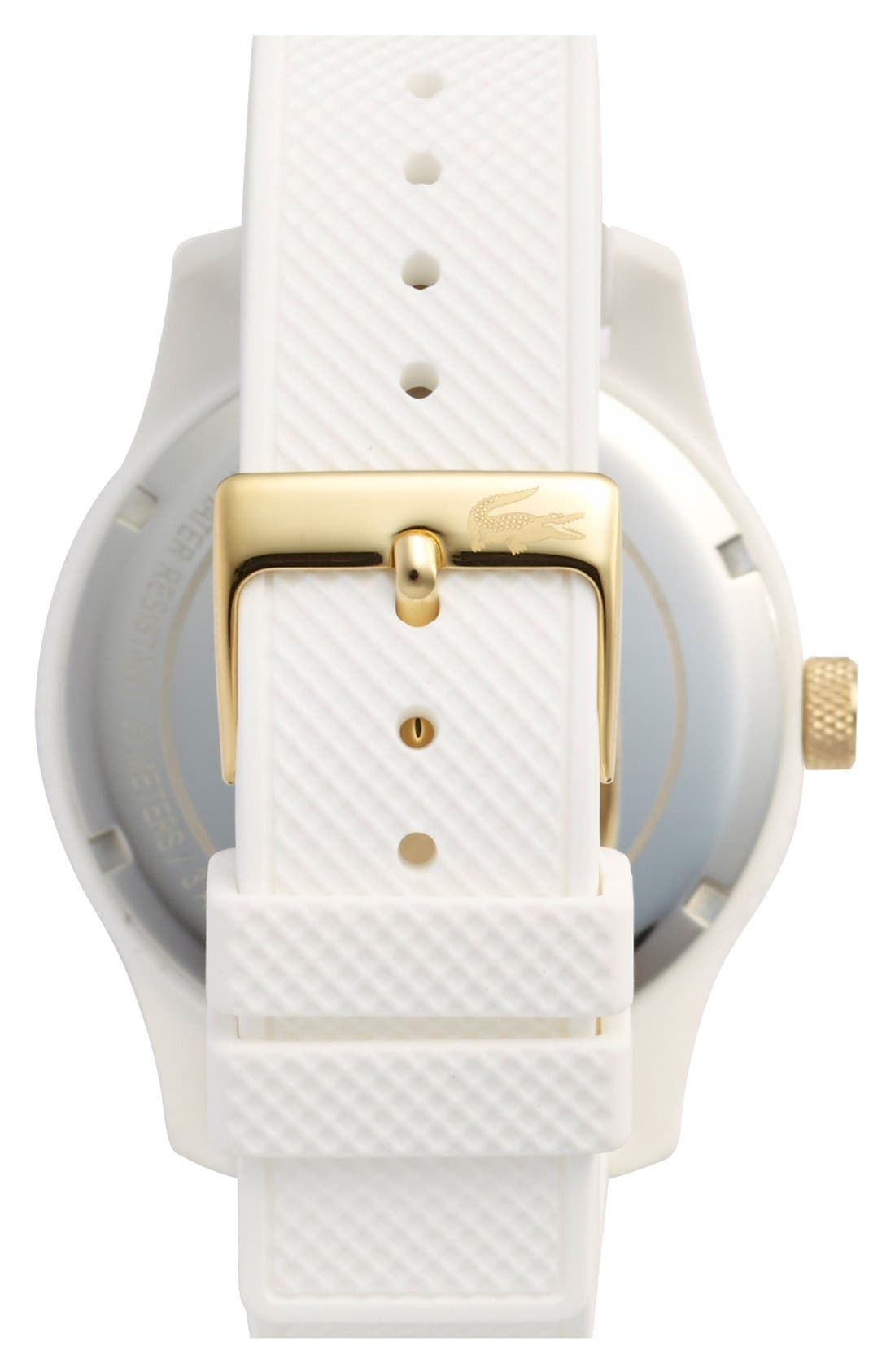 Alternate Image 2  - Lacoste '12.12' Watch, 43mm