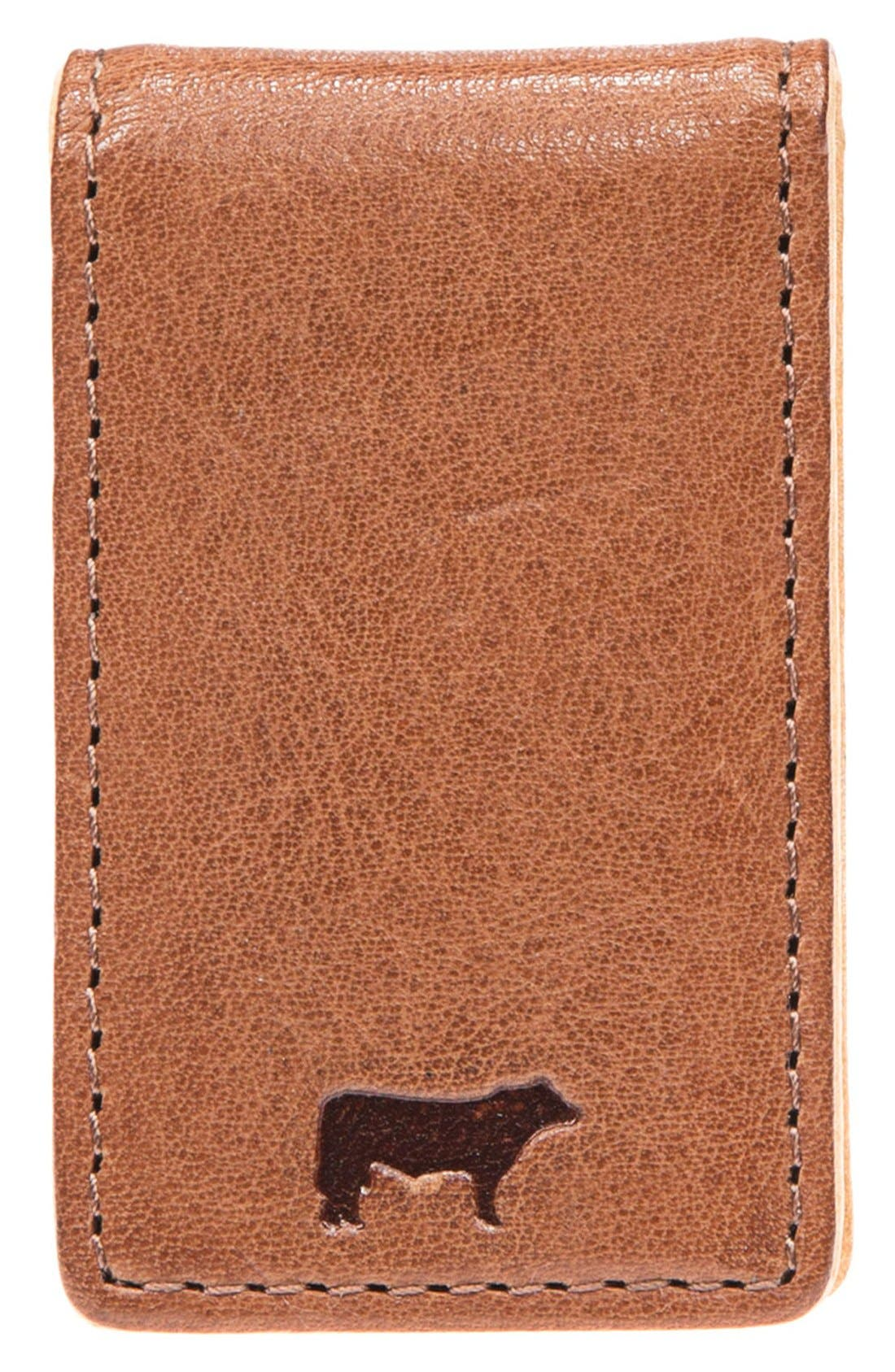 Alternate Image 1 Selected - Will Leather Goods 'Cibreo' Money Clip