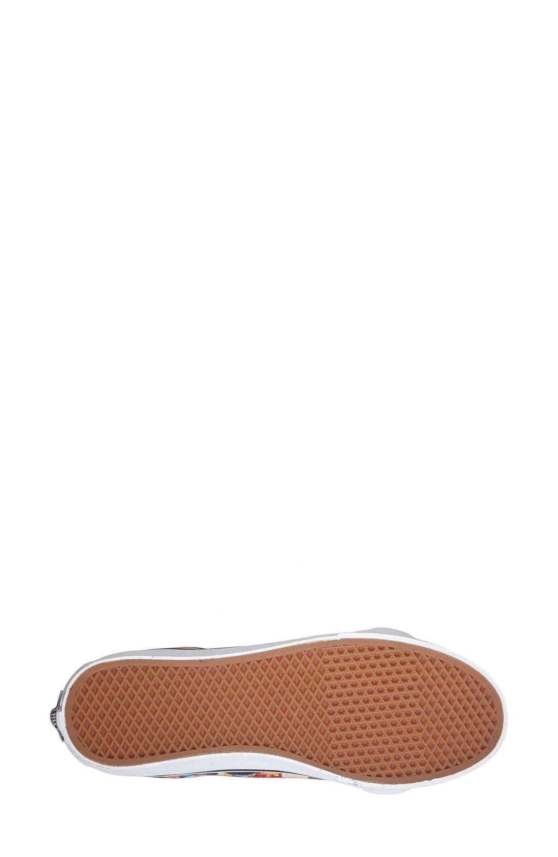 Alternate Image 4  - Vans 'Sk8-Hi Slim - Disney® Princess' Sneaker (Women)