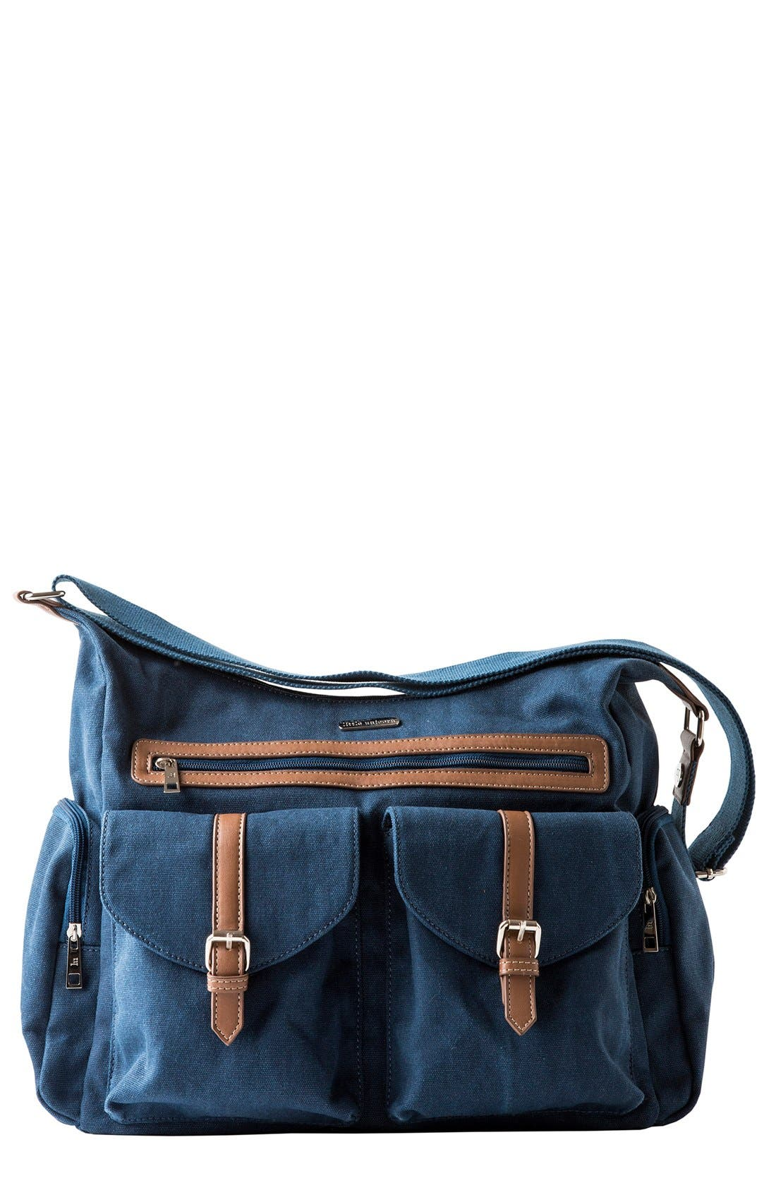 LITTLE UNICORN 'Rambler' Satchel