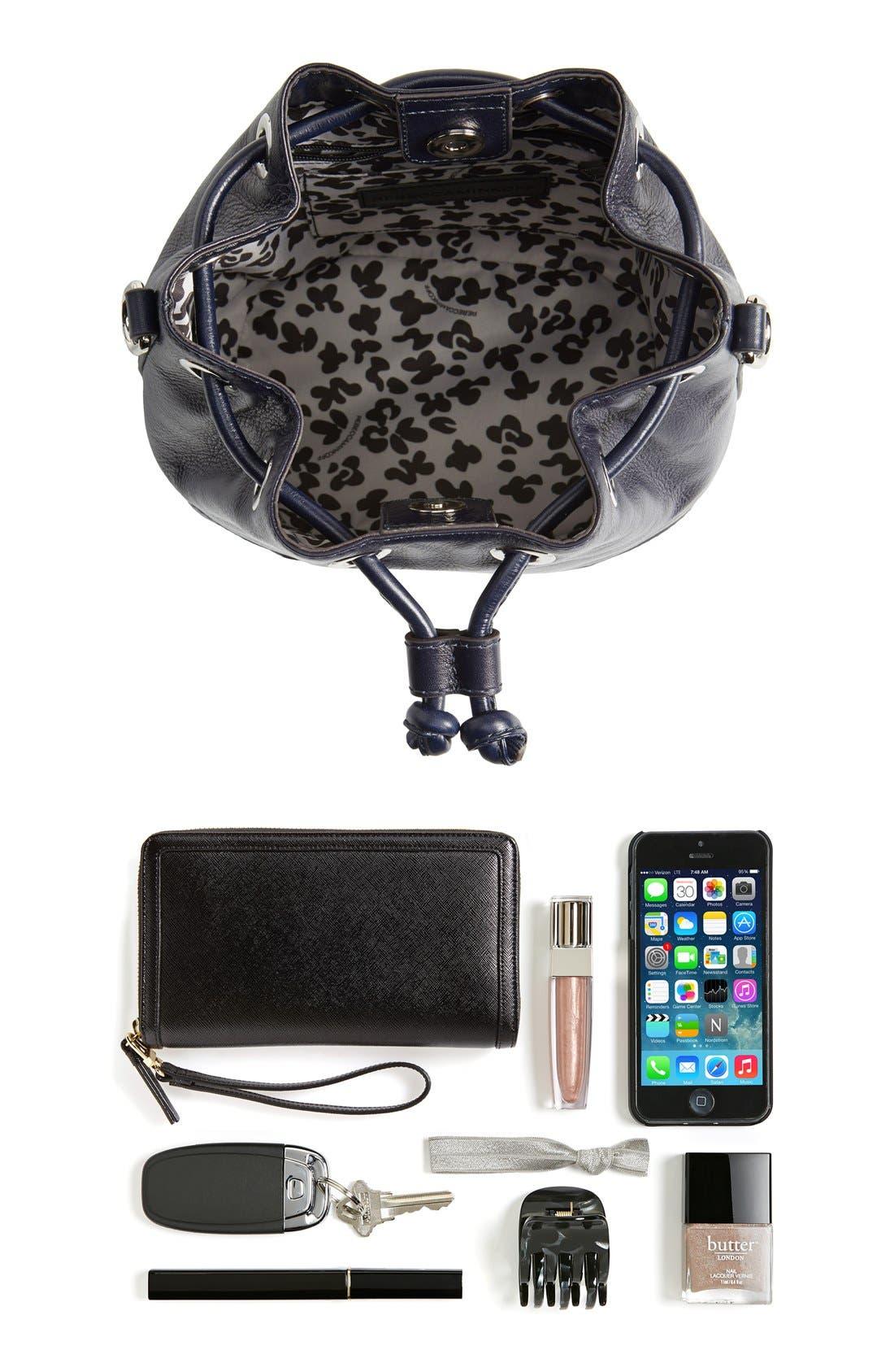 Alternate Image 7  - Rebecca Minkoff 'Mini Fiona' Bucket Bag