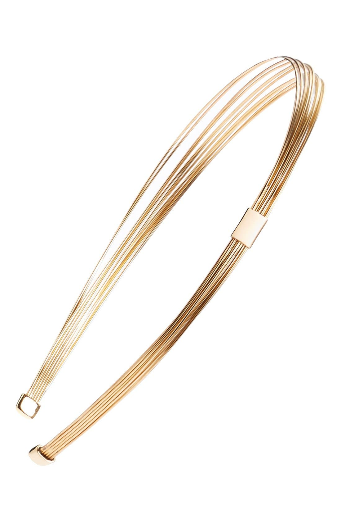 Alternate Image 1 Selected - Mrs President & Co 'The Lady' Wire Headband