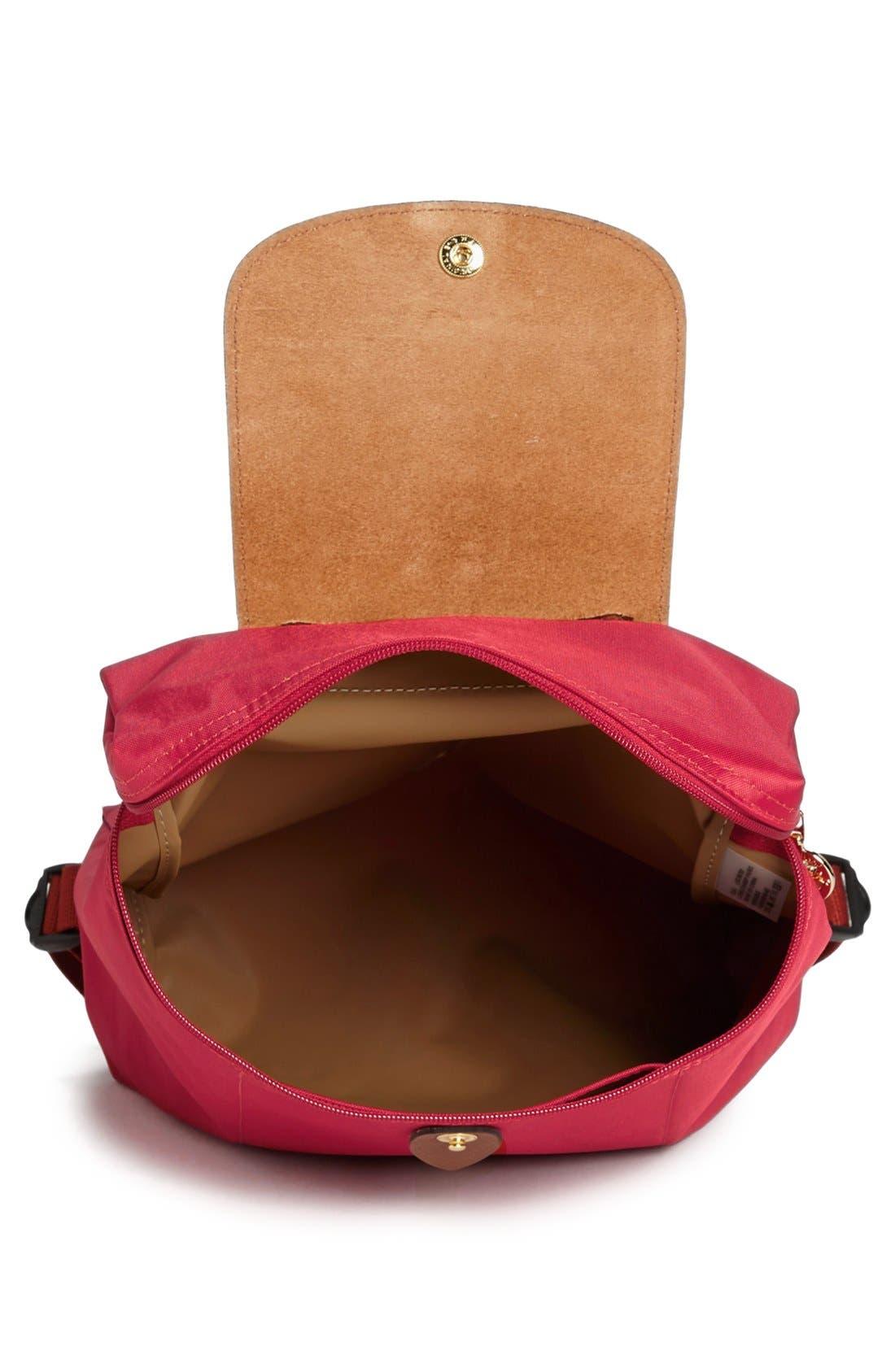 Alternate Image 4  - Longchamp 'Le Pliage' Backpack