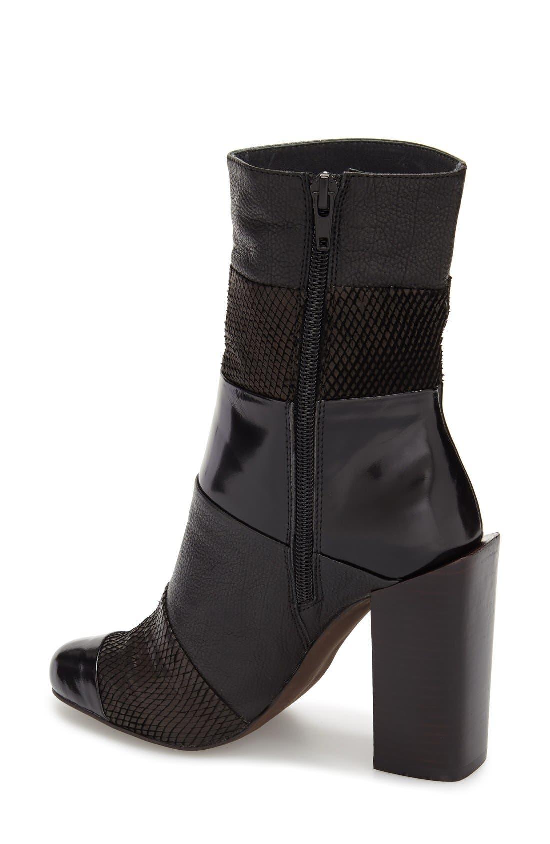 Alternate Image 2  - Jeffrey Campbell 'Pezzi' Almond Toe Boot (Women)