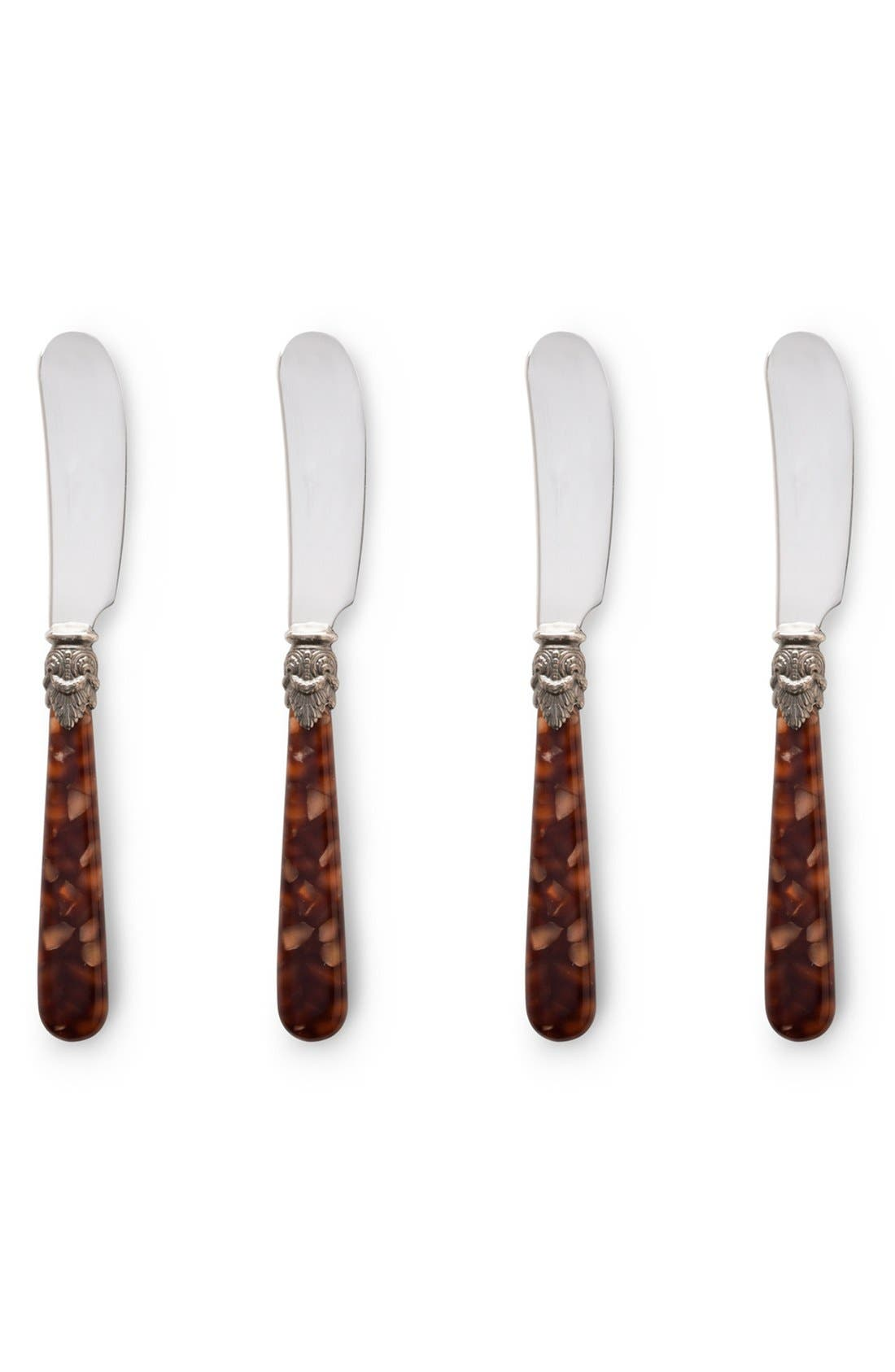 Rosanna 'Napoleon' Pate Knives (Set of 4)