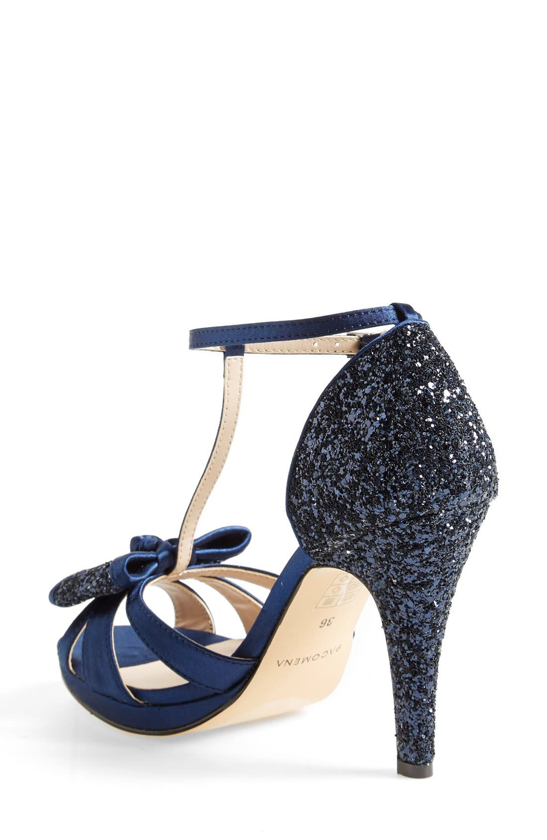 Alternate Image 2  - Menbur 'Bornehl' Satin & Glitter Pump