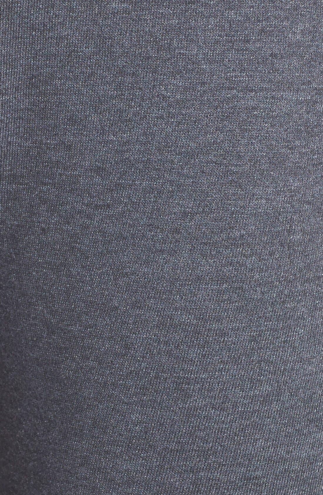 Alternate Image 4  - 35mm Clothing 'Molly' Zip Hem Jogger Pants