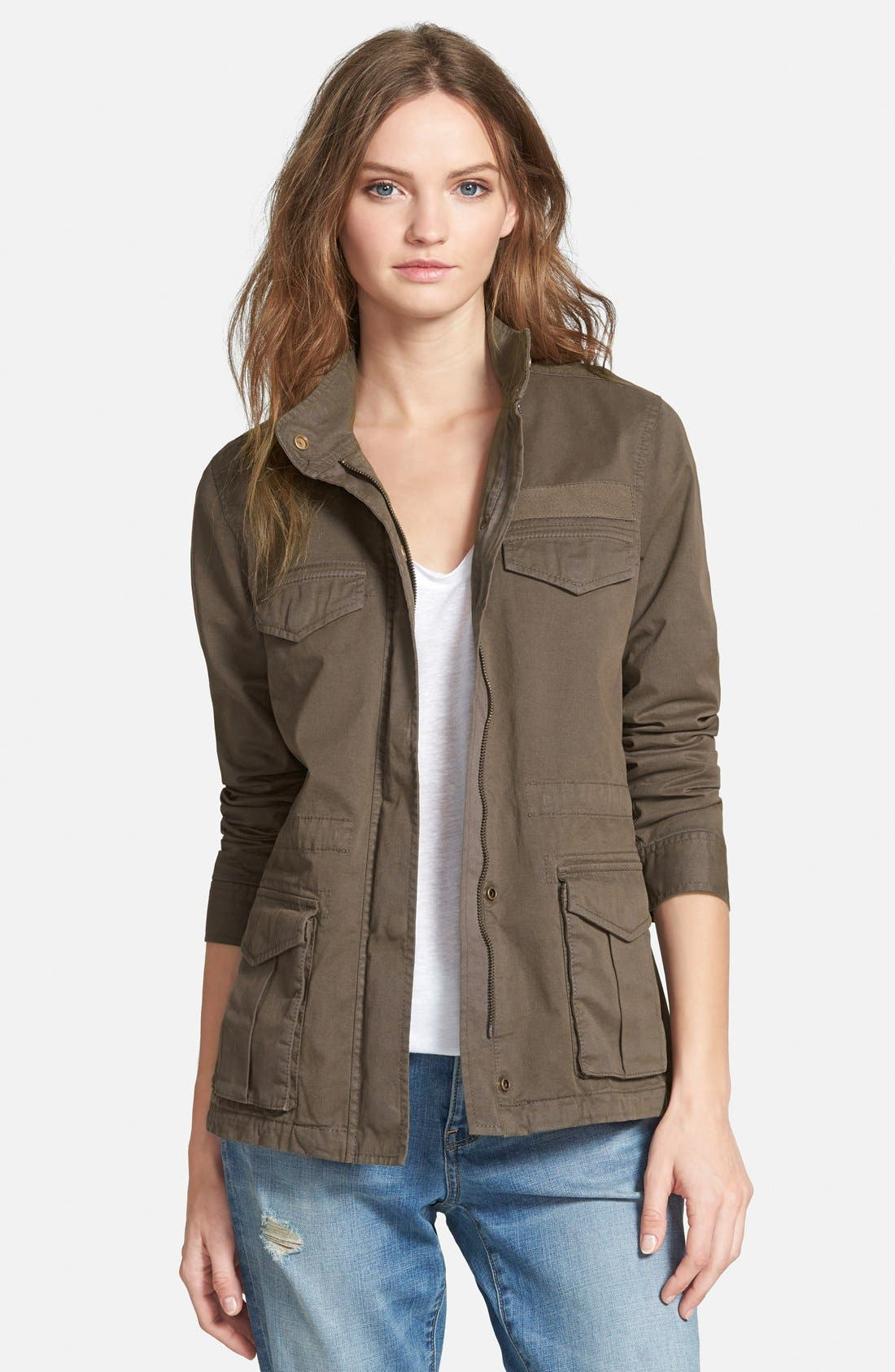 Alternate Image 1 Selected - Hinge Fatigue Jacket