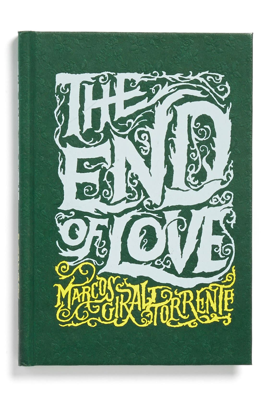 Alternate Image 1 Selected - 'The End of Love' Book