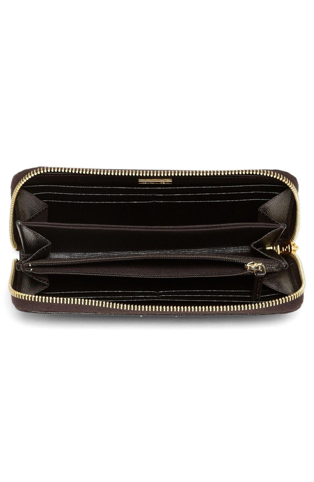 Alternate Image 2  - Fendi 'Zucca' Wallet