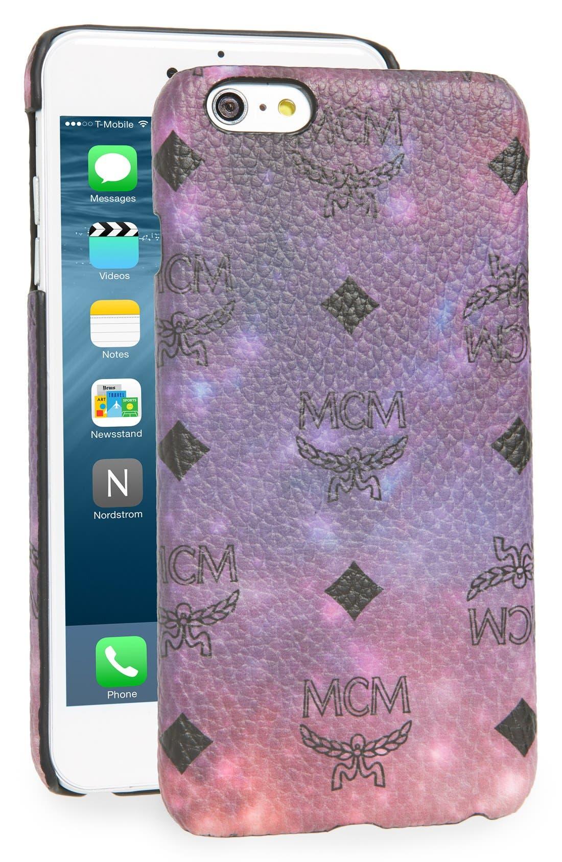 Alternate Image 1 Selected - MCM 'Galaxy' iPhone 6 Plus Case