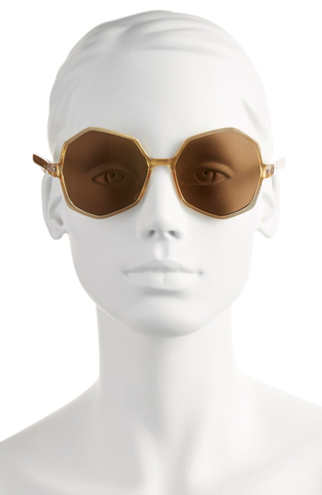 Alternate Image 2  - Komono 'Bonnie' 54mm Sunglasses