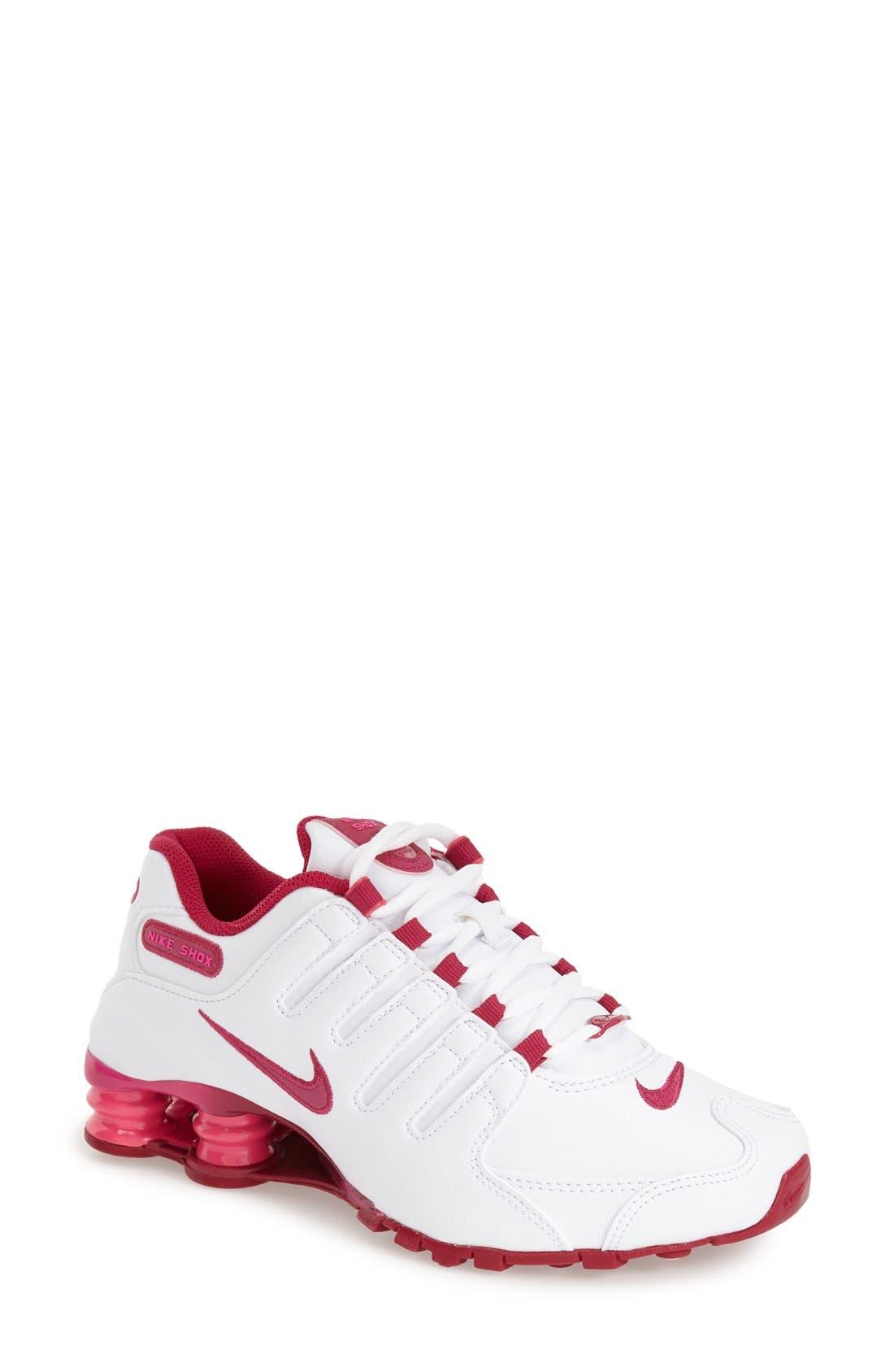 Main Image - Nike 'Shox NZ EU' Sneaker (Women)