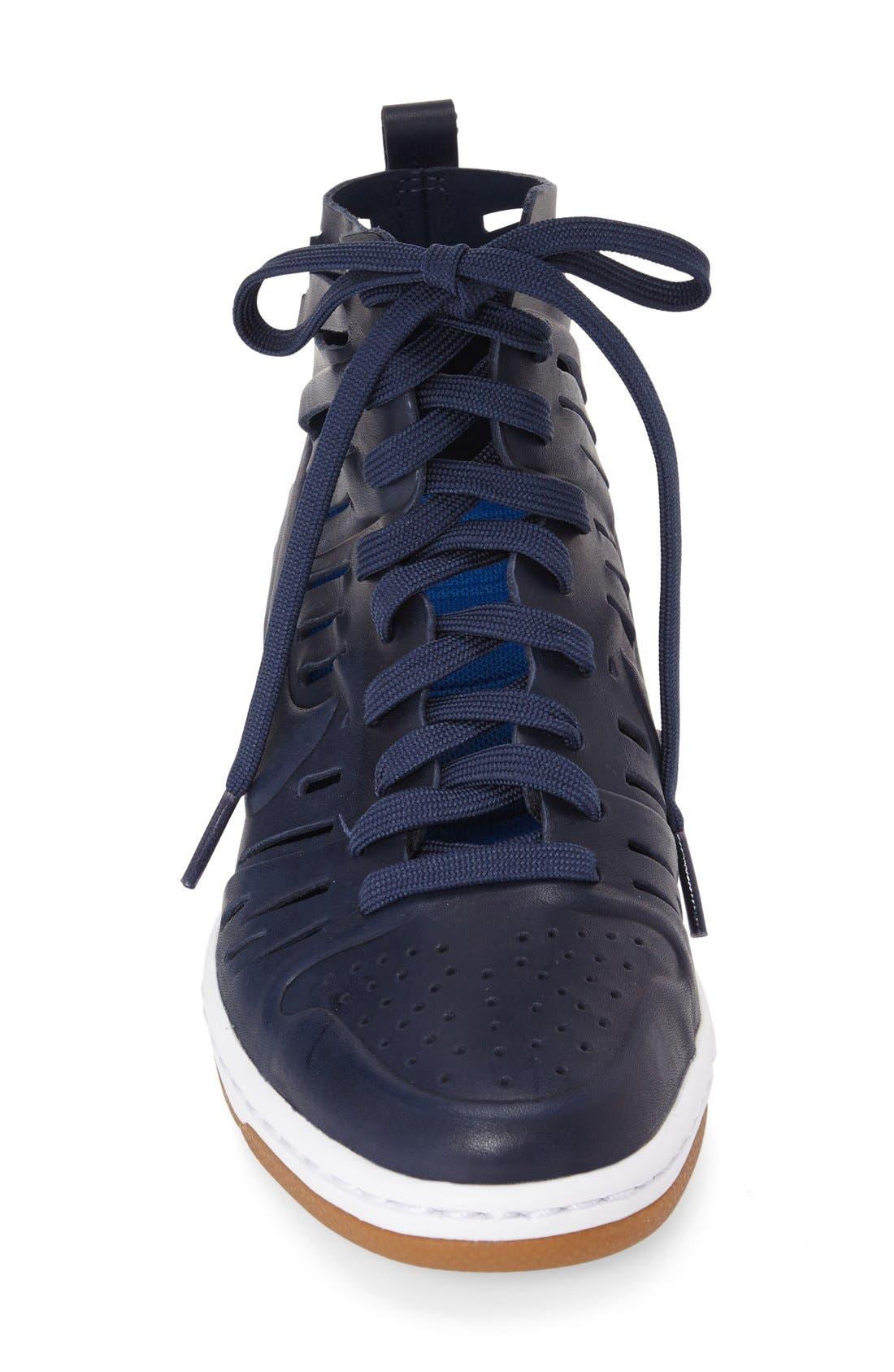 Alternate Image 3  - Nike 'Dunk Sky Hi Joli' Hidden Wedge Sneaker (Women)