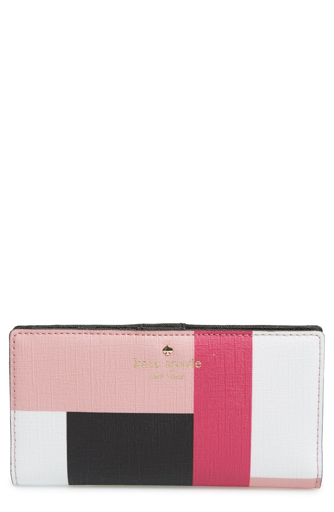 Alternate Image 1 Selected - kate spade new york 'emma lane - stacy' wallet