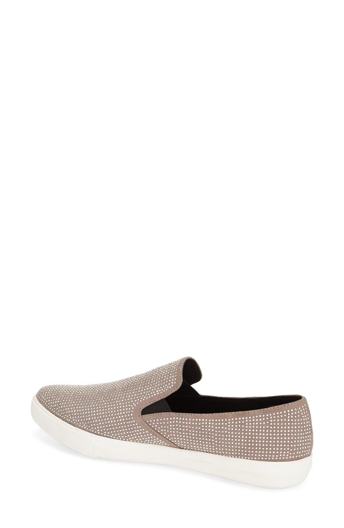 Alternate Image 2  - Kristin Cavallari 'Outcome' Embellished Slip-On Sneaker (Women)