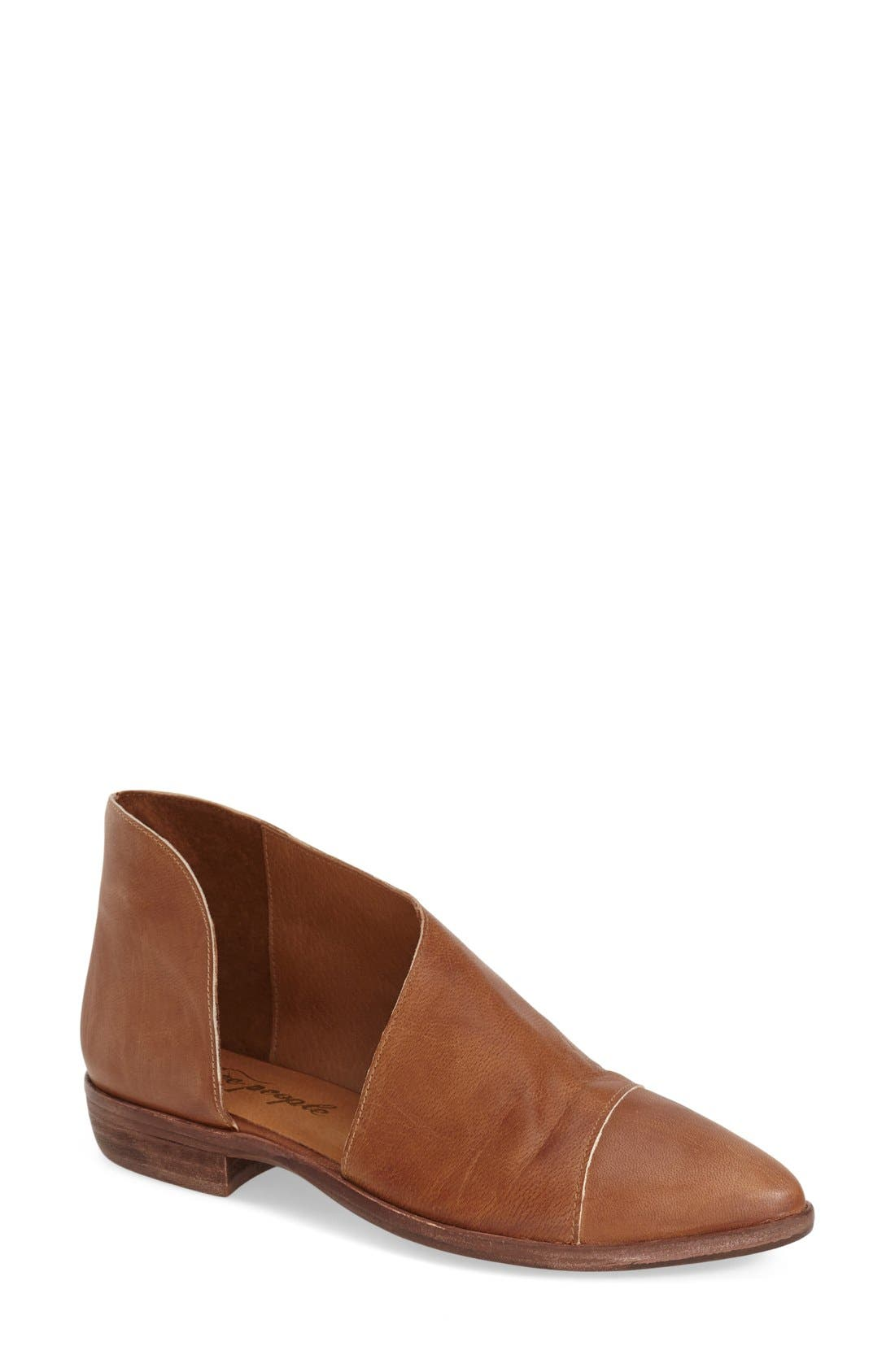 Free People 'Royale' Pointy Toe Boot