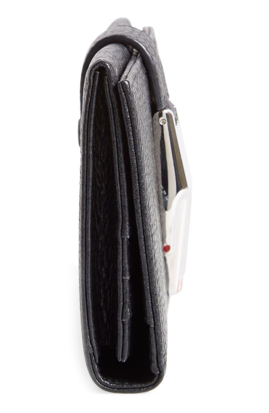 Alternate Image 5  - Opening Ceremony 'Misha' Leather Wallet