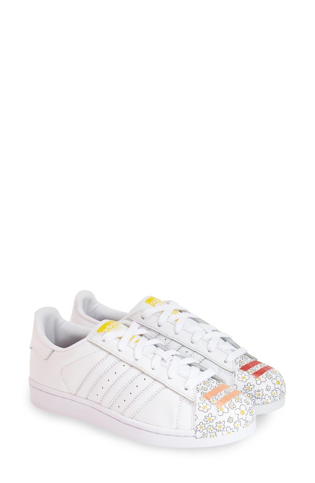 Alternate Image 1 Selected - adidas 'Superstar Pharrell Supershell' Sneaker