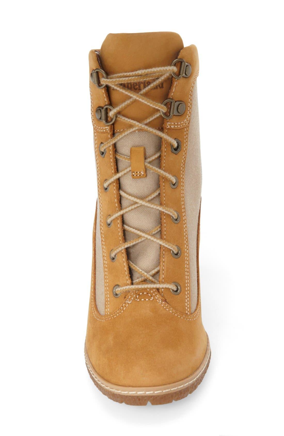 Alternate Image 3  - Timberland 'GlancyHiker' Boot (Women)