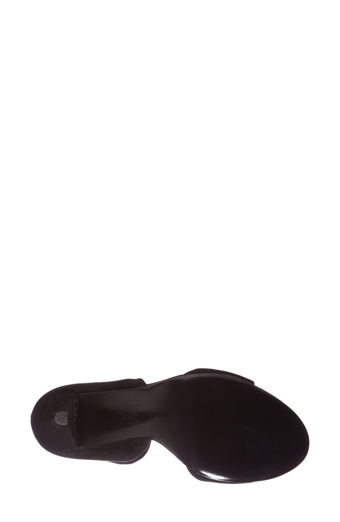 Alternate Image 4  - Pelle Moda'Foster' Ankle Strap Sandal (Women)