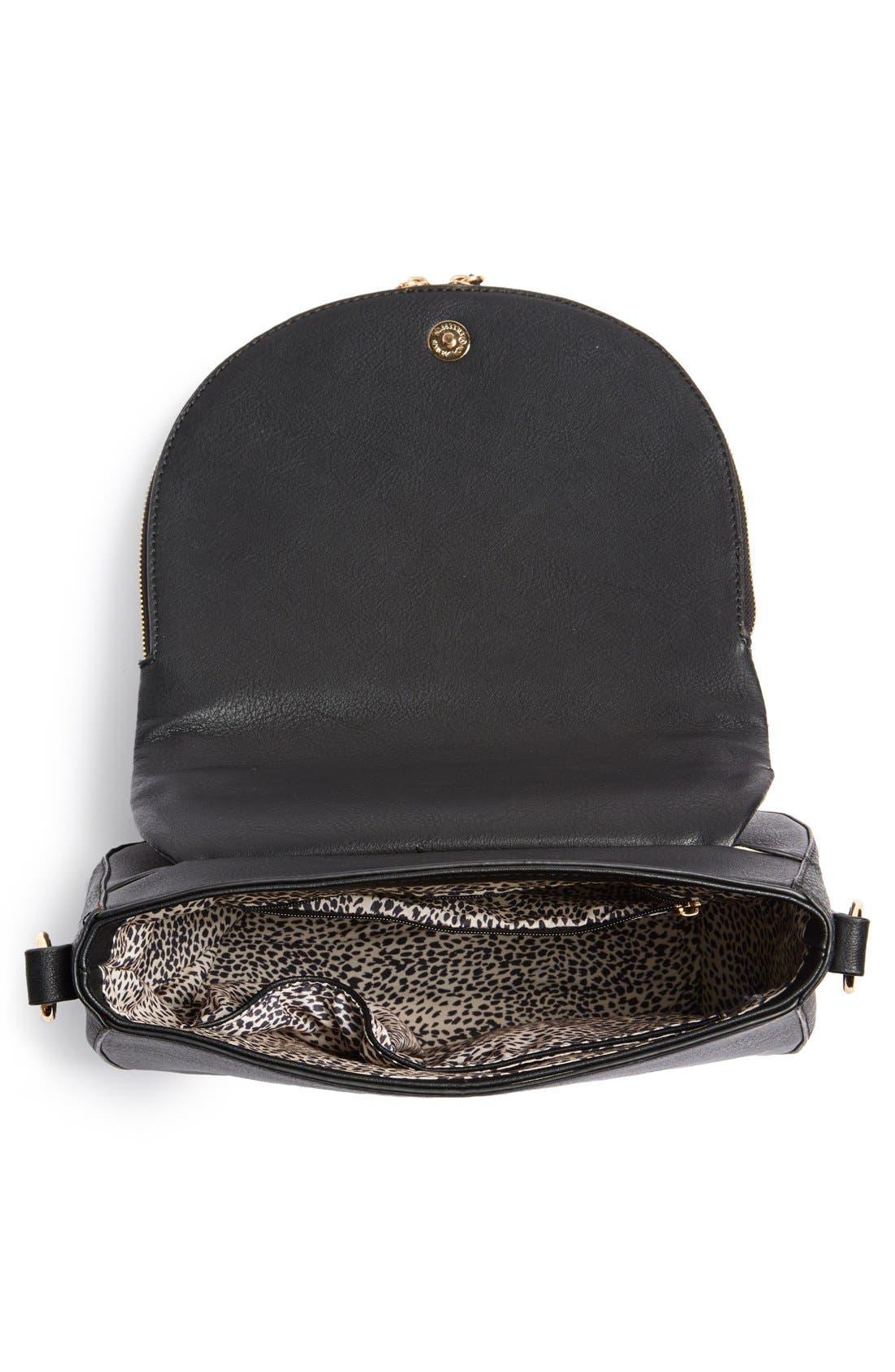 Alternate Image 4  - Sole Society 'Thalia'Crossbody Bag