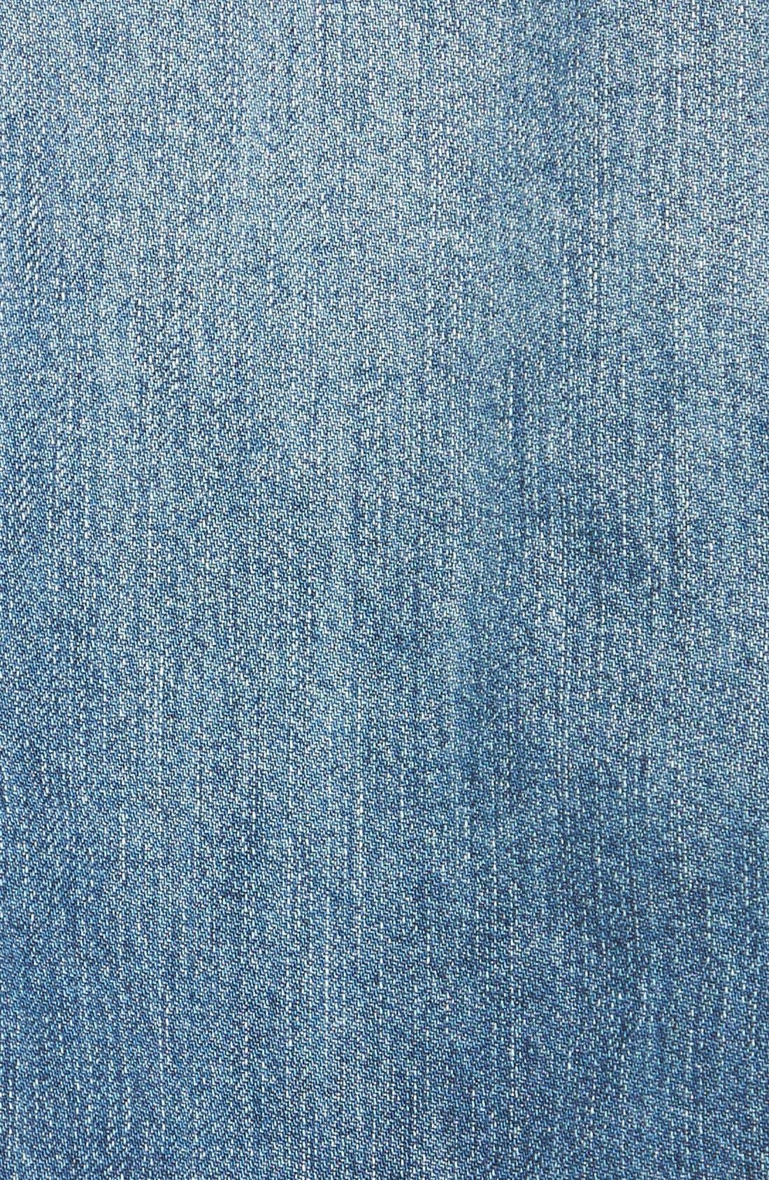 Alternate Image 5  - AG 'Mya' Denim Jacket
