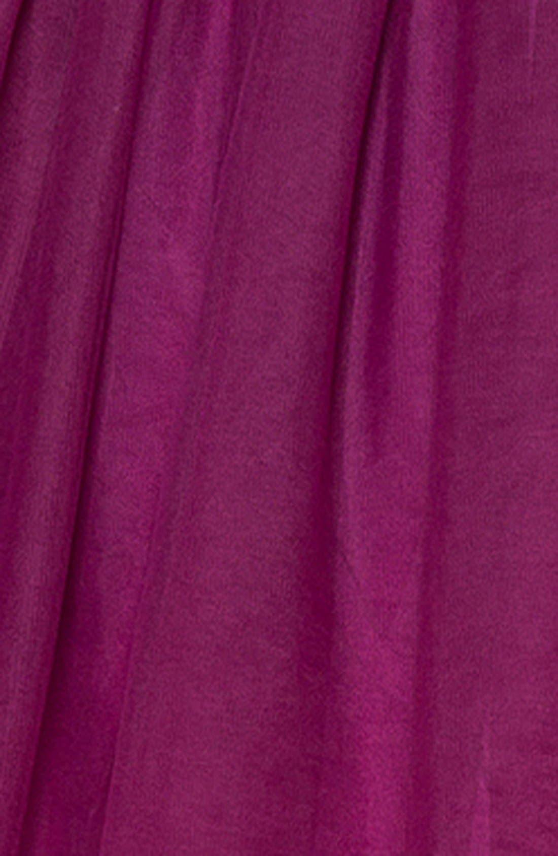 Alternate Image 3  - ELOQUIITulle Midi Skirt (Plus Size)