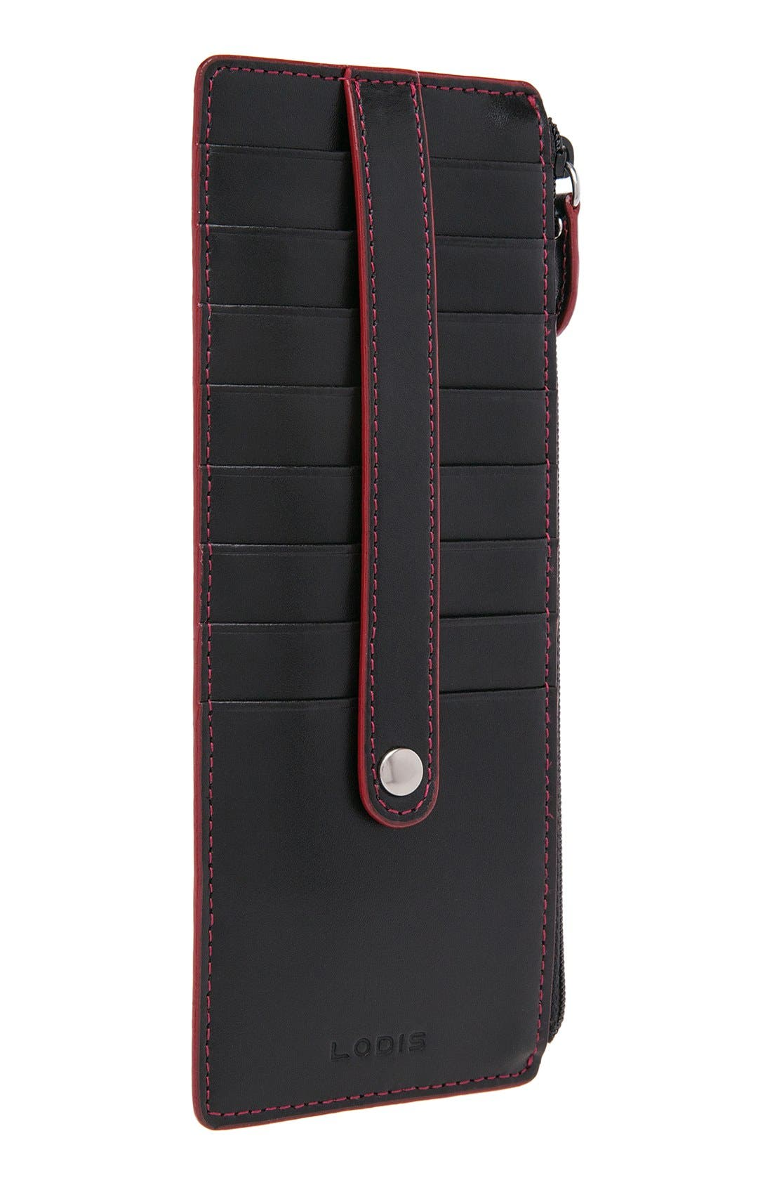 Alternate Image 3  - Lodis 'Audrey' Credit Card Case