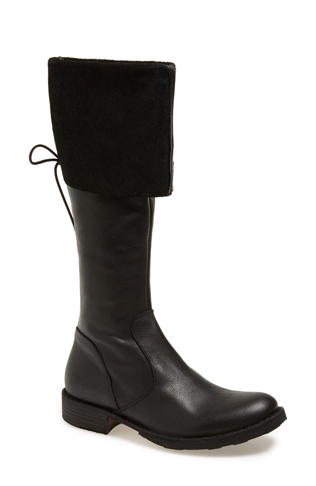 fiorentini baker knee high boot narrow calf