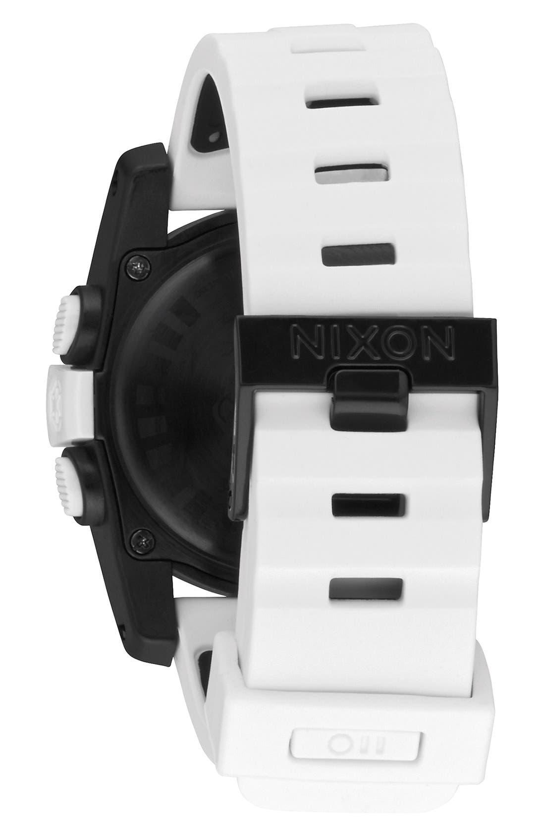 Alternate Image 2  - Nixon 'Star Wars - The Unit Stormtrooper' Digital Watch, 40mm