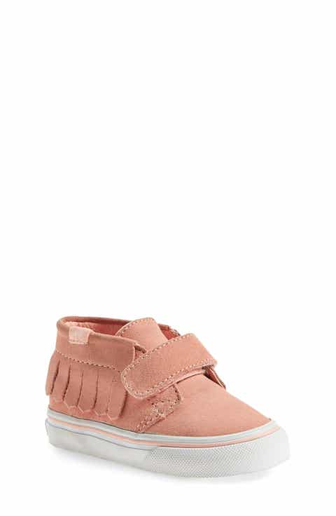 Vans 'Chukka V Moc' Slip-On (Baby, Walker   Toddler)