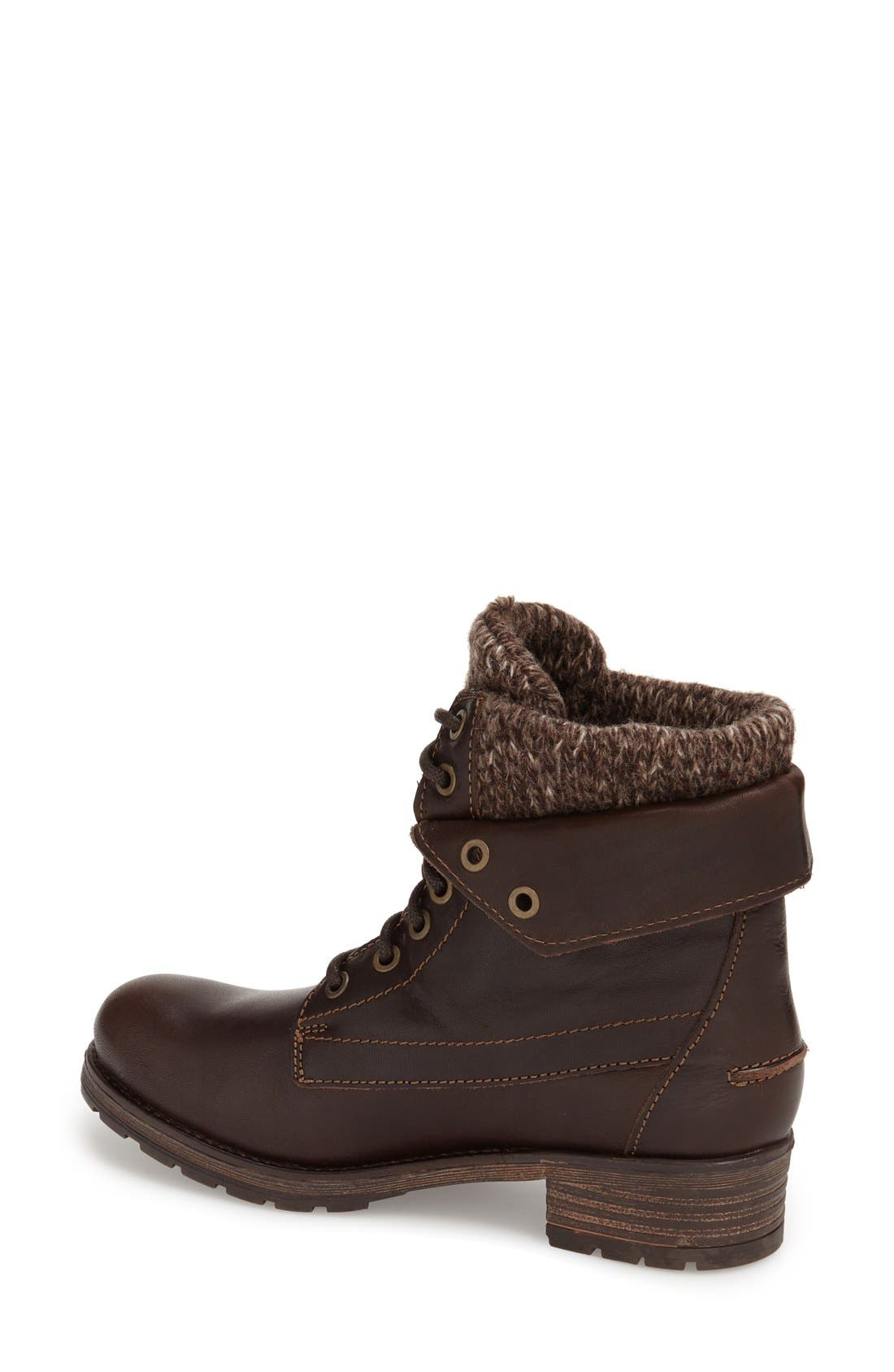 Alternate Image 2  - Bos. & Co. 'Padang' Waterproof Boot (Women)