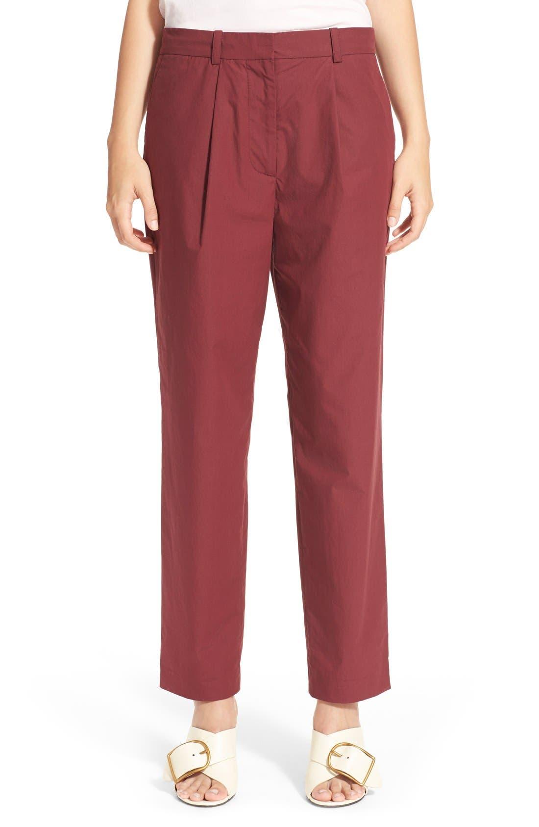 Alternate Image 1 Selected - ACNE Studios 'Onno Pop' Suit Trousers