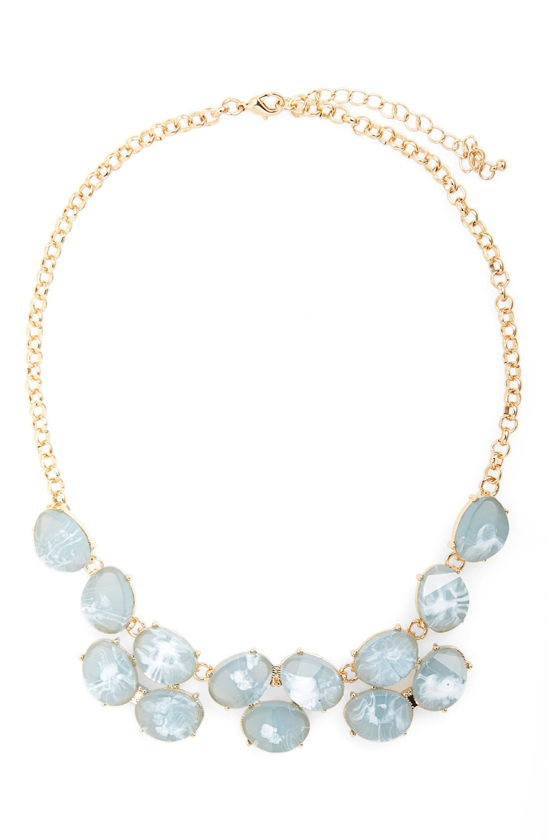 Main Image - BP. Faceted Statement Necklace
