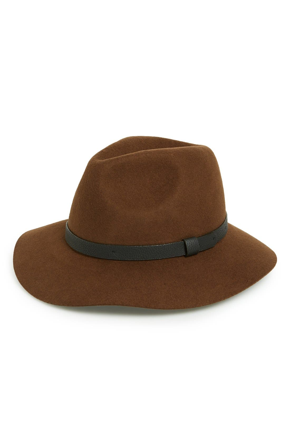 Alternate Image 1 Selected - Sole Society 'Outback' Wool Hat